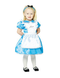 Image of Alice dress with headband